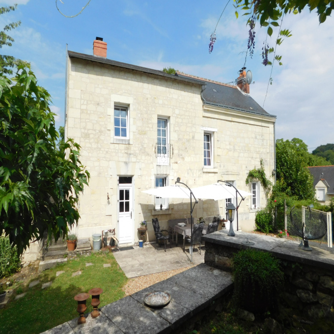 Offres de vente Maison Saint-Germain-sur-Vienne (37500)
